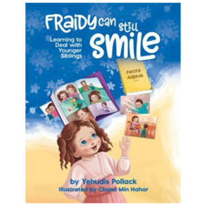 FRAIDY CAN STILL SMILE