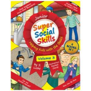 SUPER SOCIAL SKILLS VOL 3