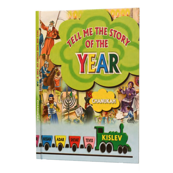 TELL ME THE STORY OF THE YEAR CHANUKAH