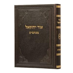 אור יחזקאל-מכתבים, כרך א