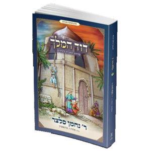 """דוד המלך סדרת התנ""""ך לילדים דוד סלצר"""