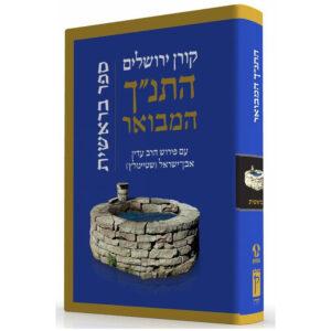 """התנ""""ך המבואר בראשית שטיינזלץ"""