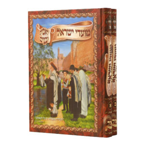"""מועדי ישראל לאבות ובנים (ב""""כ)"""
