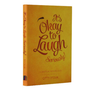 IT'S OK TO LAUGH