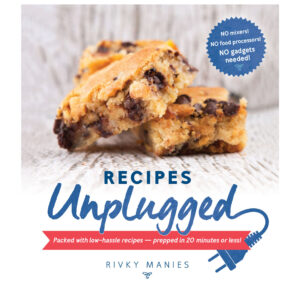 RECIPES UNPLUGGED