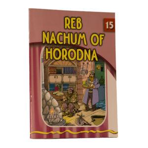 15 REB NACHUM OF HORODNA