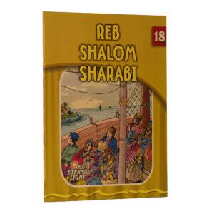 18 REB SHALOM SHARABI