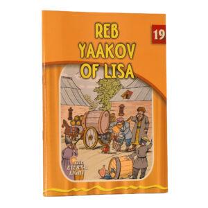 19 RAV YAAKOV OF LISA