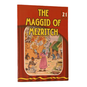 21 THE MAGGID OF MEZRITCH