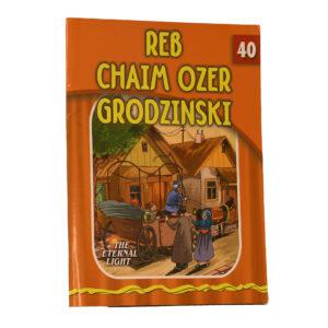 40 REB CHAIM OZER GRODZINSKI