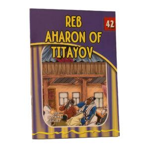 42 REB AHARON OF TITAYOV