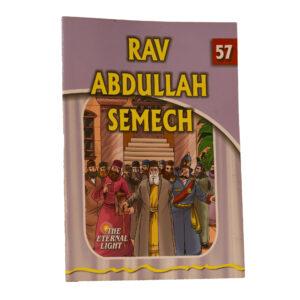 ?57 RAV ABDALLAH SOMECH
