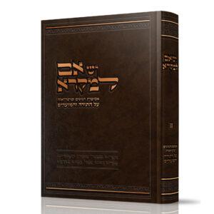 יש אם למקרא תורה ומועדים