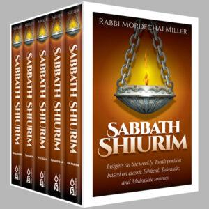 SHABATT SHIURIM-SHEMOS