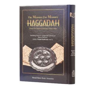 HAGGADAH - MIDA K'NEGED MIDA