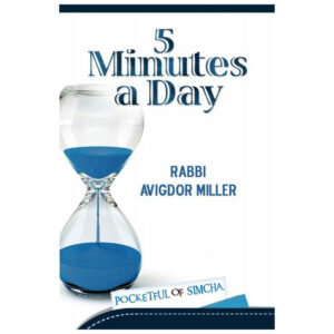 FIVE MINUTES A DAY