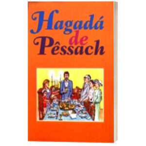 HAGADA DE PESSACH הגדה של פסח S/C