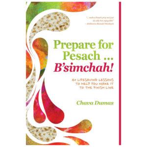PREPARE FOR PESACH ¿