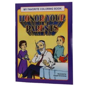 COLOR BOOK YOUR PARENTS