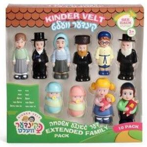 דמויות יהודיות כל המשפחה