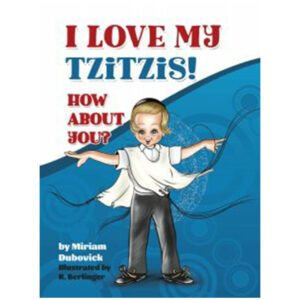 I LOVE MY TZITZIS HOW ABOUT YOU