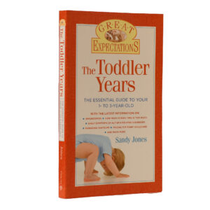 WHAT TO EXPECT TODDLER YEARS 2ND ED