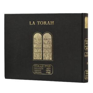 LA TORAH HEBREU