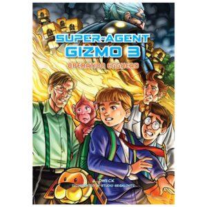SUPER-AGENT GIZMO VOL3 OPERATION EGGHEAD
