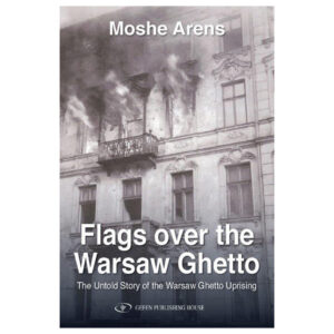 FLAGS OVER WARSAW GHETTO
