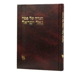 הגדה של פסח גאל ישראל