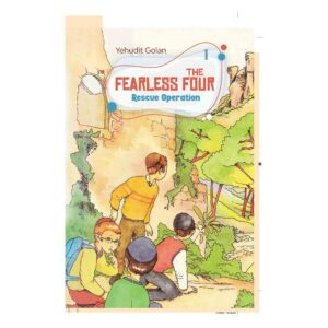 THE FEARLESS FOUR VOL 1