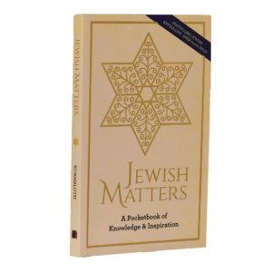 JEWISH MATTERS