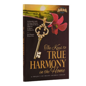 KEYS TO HARMONY IN THE HOME