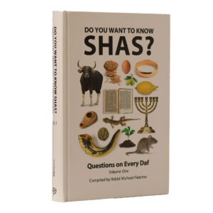 DO YOU WANT TO KNOW SHAS