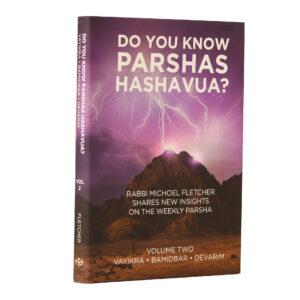 DO YOU KNOW PARASHS HASHVUAH VOL. 1