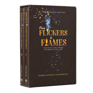 FROM FLICKERS TO FLAMES