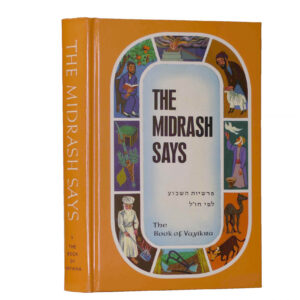 MIDRASH SAYS 3 VAYIKRA