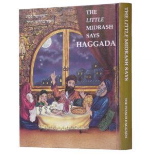 LITTLE MIDRASH SAYS HAGGADA