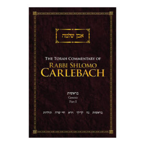 CARLEBACH COM BEREISHIS 1