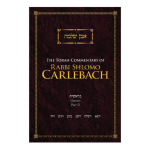 CARLEBACH COM BEREISHIS 2
