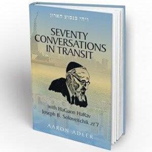 SEVENTY CONVERSATIONS IN TRANSIT