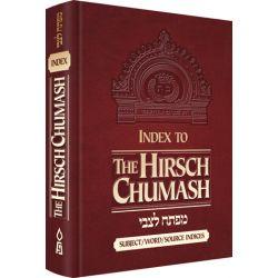 HIRSCH CHUMASH INDEX