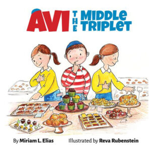 AVI THE MIDDLE TRIPLET