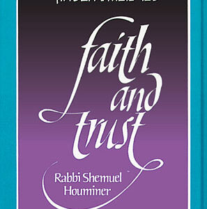 FAITH AND TRUST (POCKET)