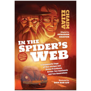 IN THE SPIDER'S WEB, COMIC