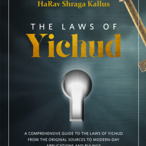 LAWS OF YICHUD