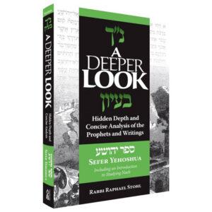 DEEPER LOOK YEHOSHUA