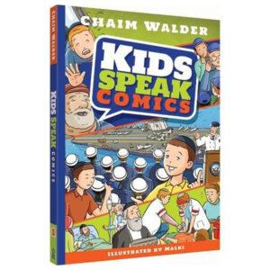 KIDS SPEAK COMIC