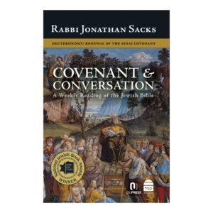 COVENANT&CONVERSATION DEUTERONOMY