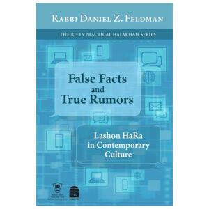 FALSE FACTS & TRUE RUMERS